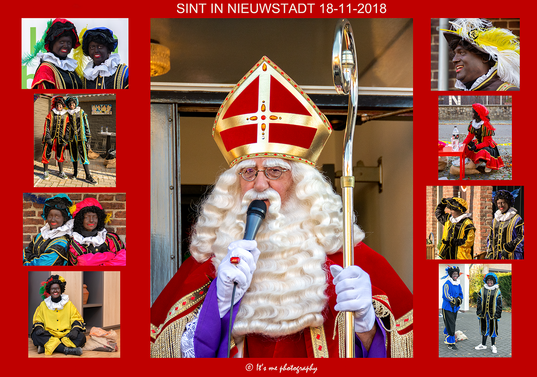 00 - 20181118 - SINT IN NIEUWSTADT -SINT EN PIETEN COLLAGE